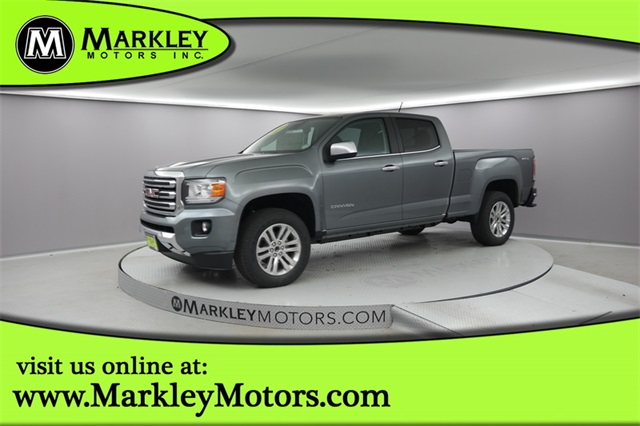 New 2018 GMC Canyon SLT