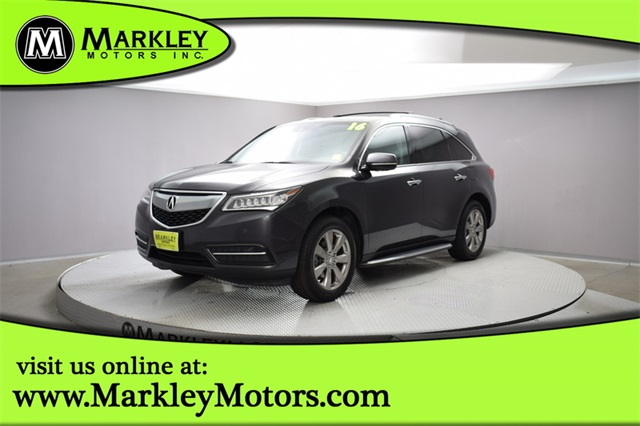 PreOwned Acura MDX L D Sport Utility In Fort Collins - Pre own acura