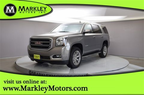 New 2019 GMC Yukon SLE